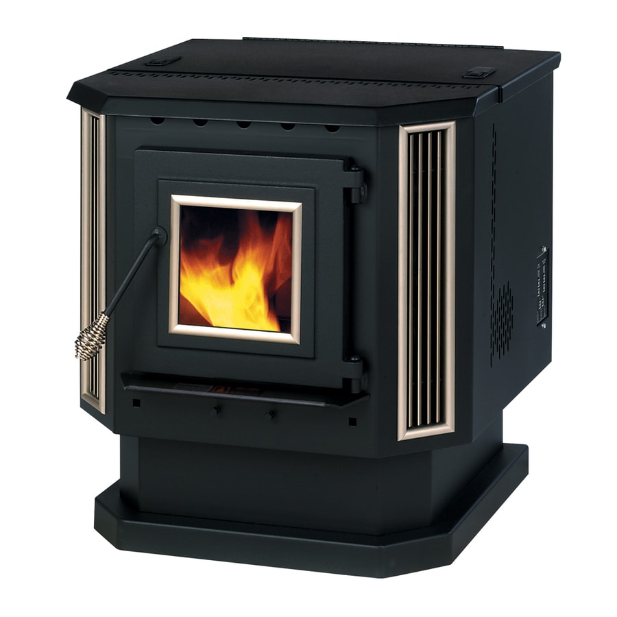 Summers Heat 2,200-sq ft Pellet Stove