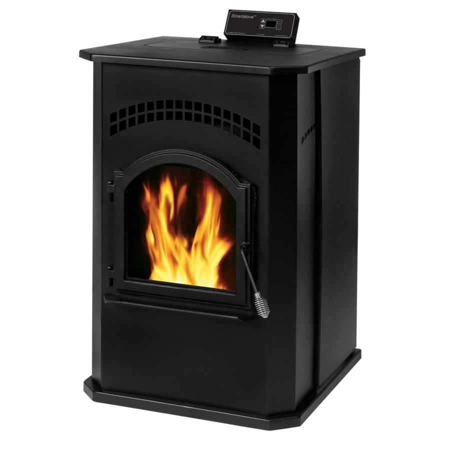 Summers Heat 2,200-sq ft Pellet Stove - Shop Pellet Stoves At Lowes.com
