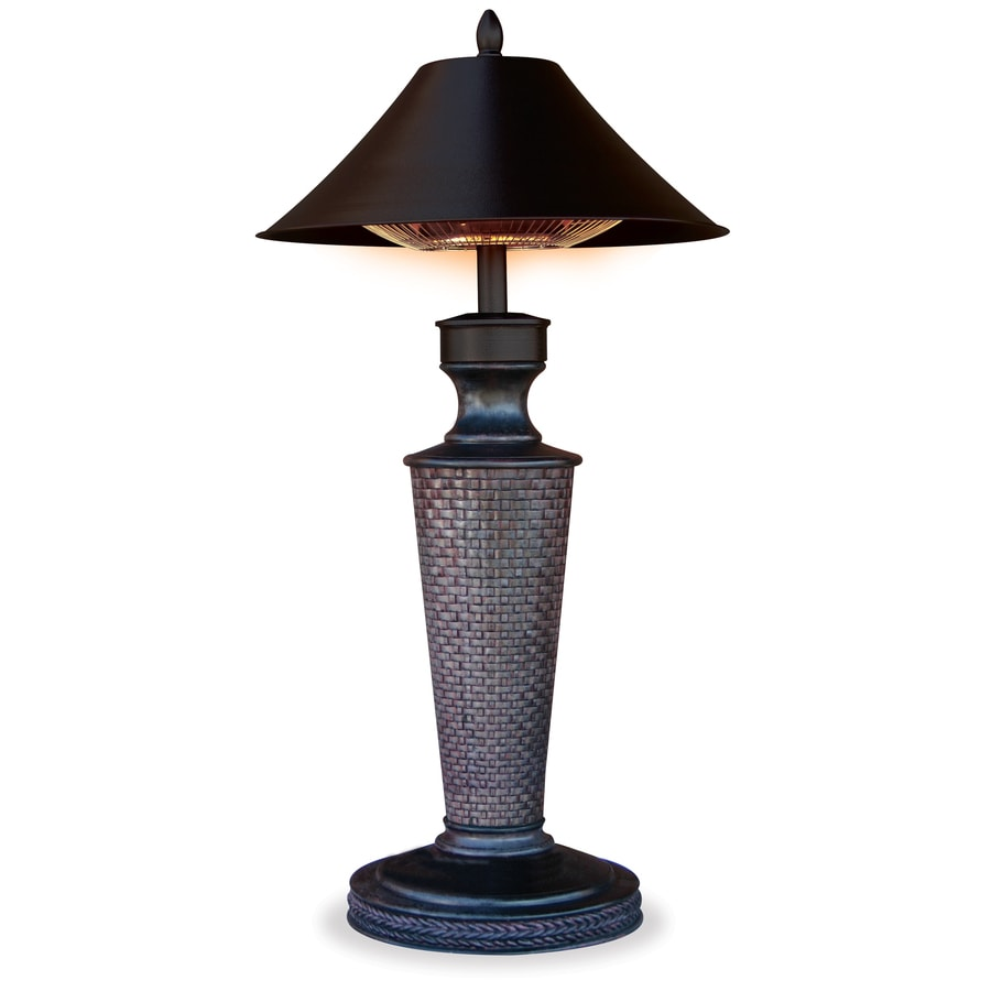 Blue Rhino 4,095-BTU 120-Volt Copper Steel Electric Patio Heater