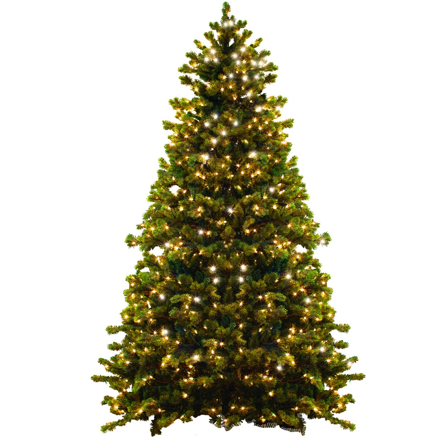 gkibethlehem lighting 6 ft pre lit spruce artificial christmas tree with white