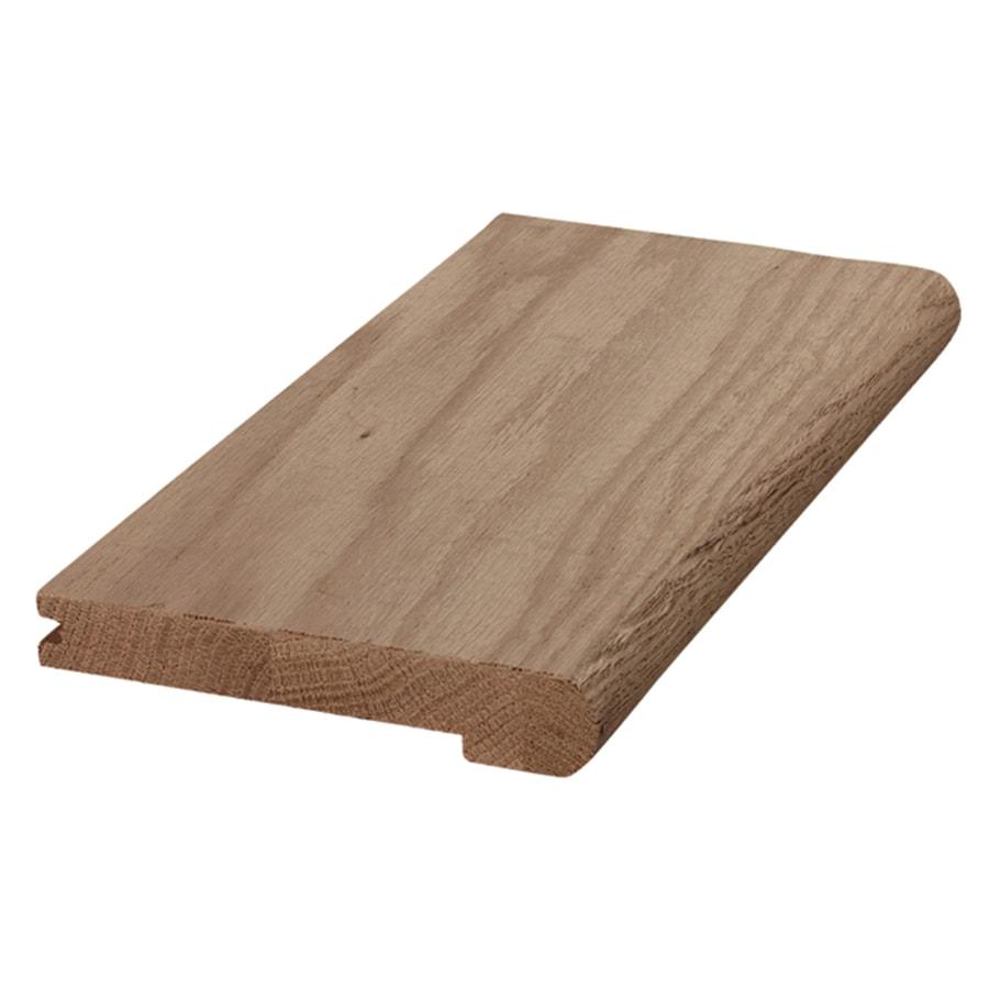evertrue 525in x 96in raw red oak stair tread