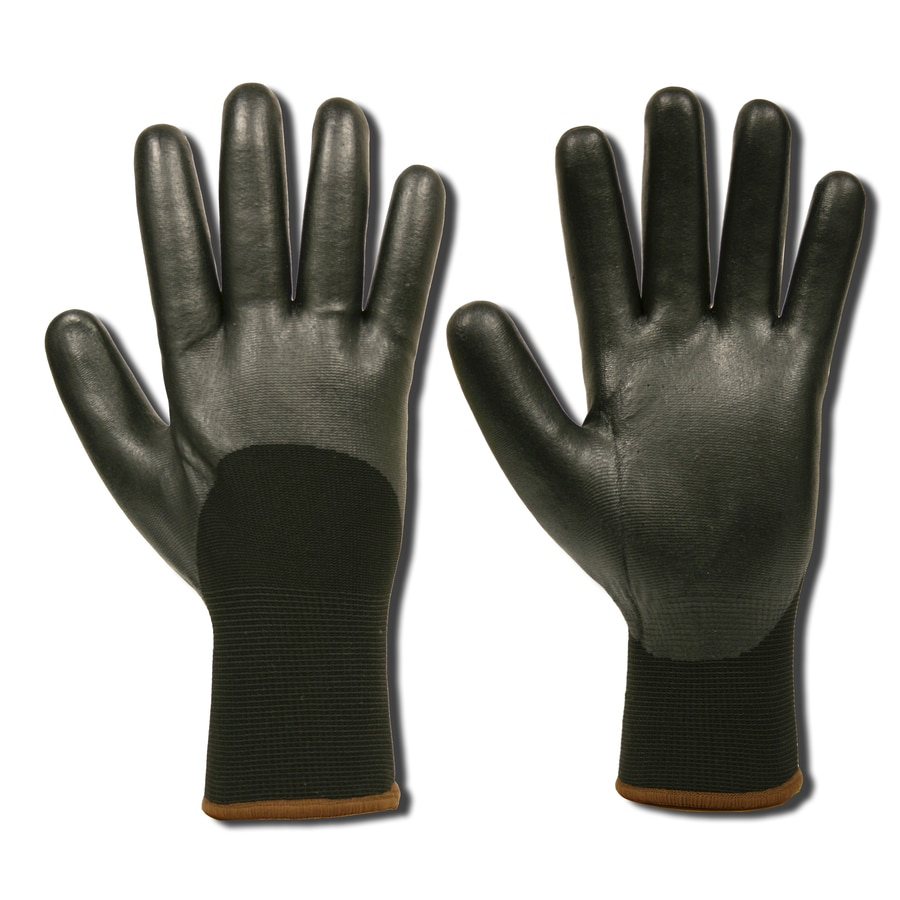 Leather work gloves lowes - Winter Gloves At Lowes
