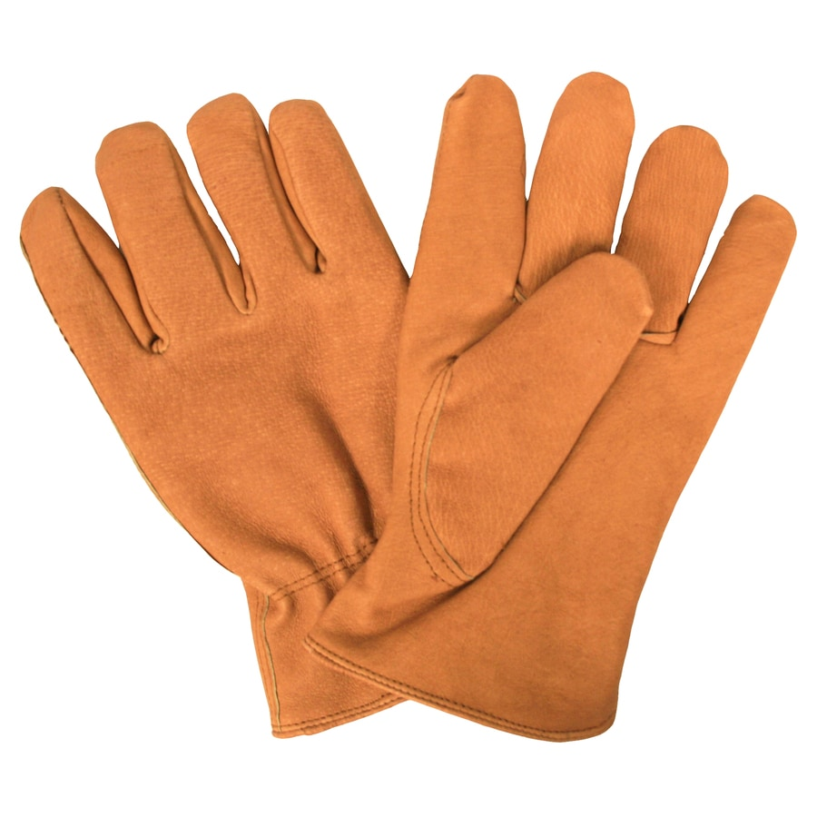 Cordova Consumer Products X-Large Male Brown Leather Insulated Winter Gloves