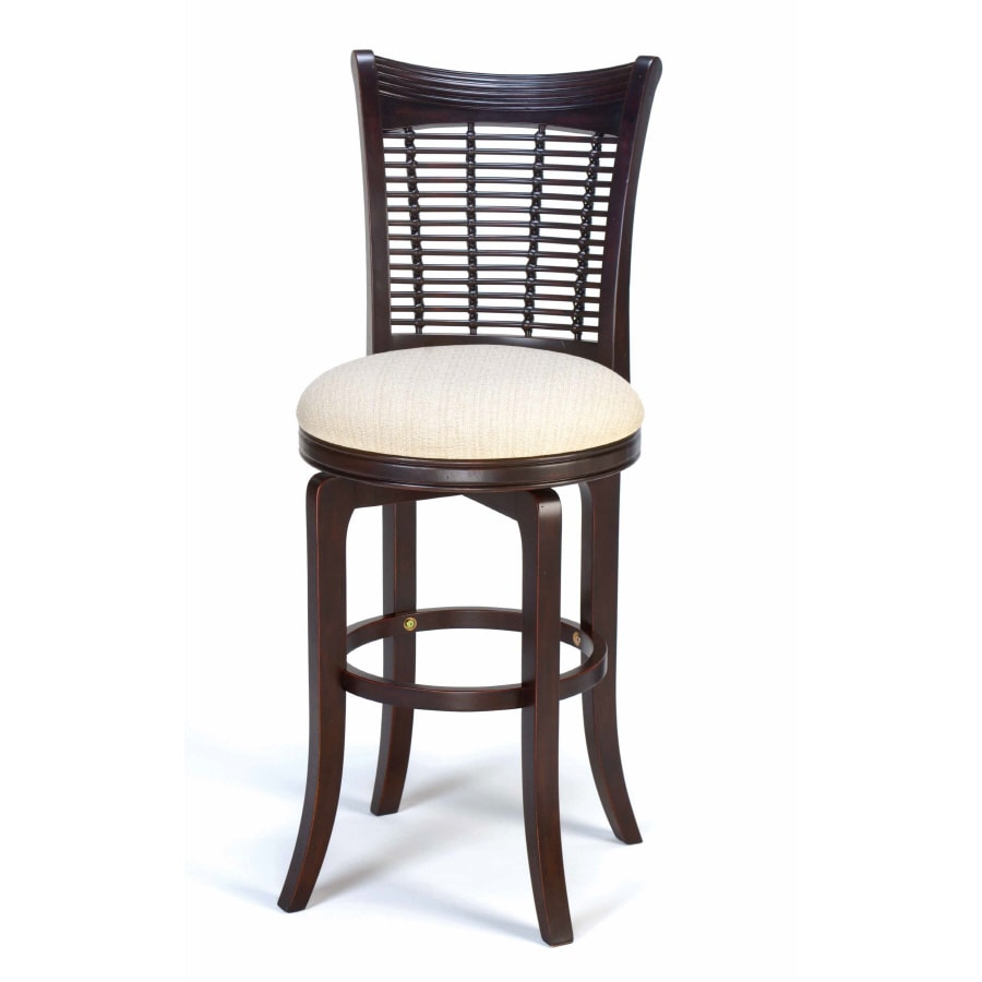Hillsdale Furniture Bayberry Country/Cottage Dark Cherry Counter Stool