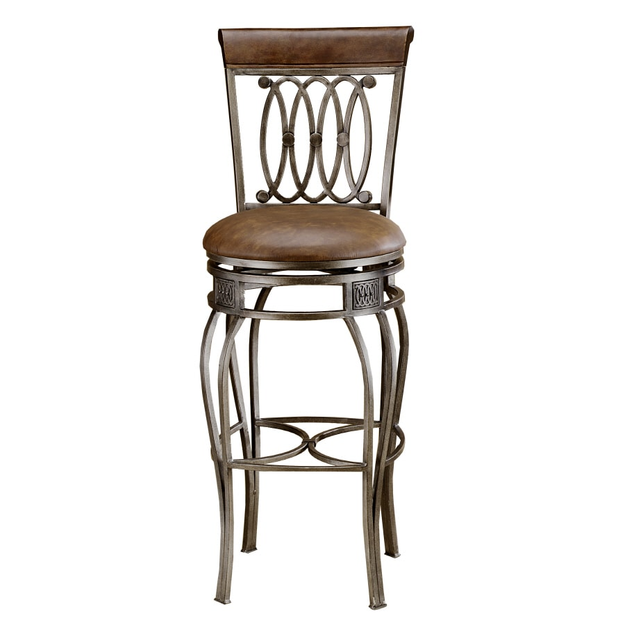 Shop Hillsdale Furniture Bar Stool at Lowescom : 796995415454 from www.lowes.com size 900 x 900 jpeg 225kB
