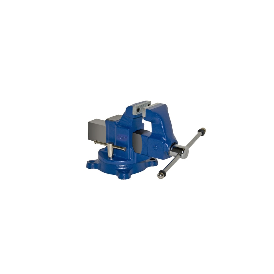 Yost 3-in Ductile Iron Heavy Duty Machinists' Vise