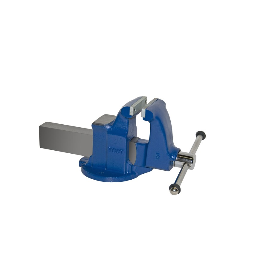 Yost 5-in Ductile Iron Heavy Duty Machinists' Vise