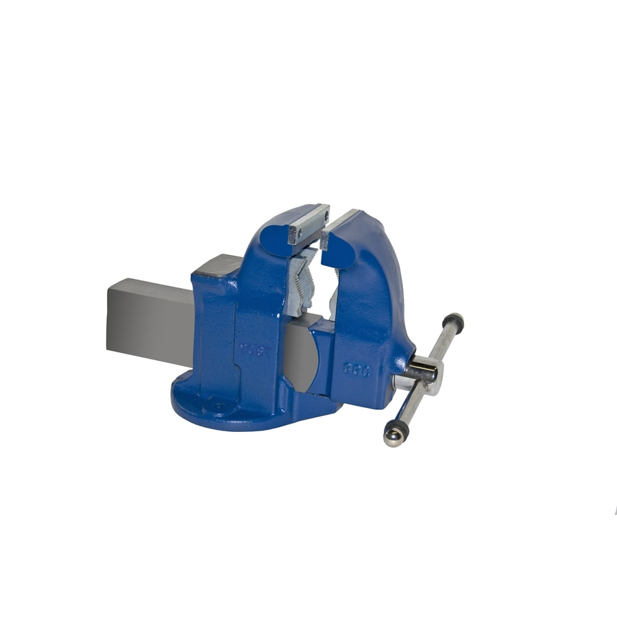 Yost 5-in Ductile Iron Combination Pipe and Bench Vise