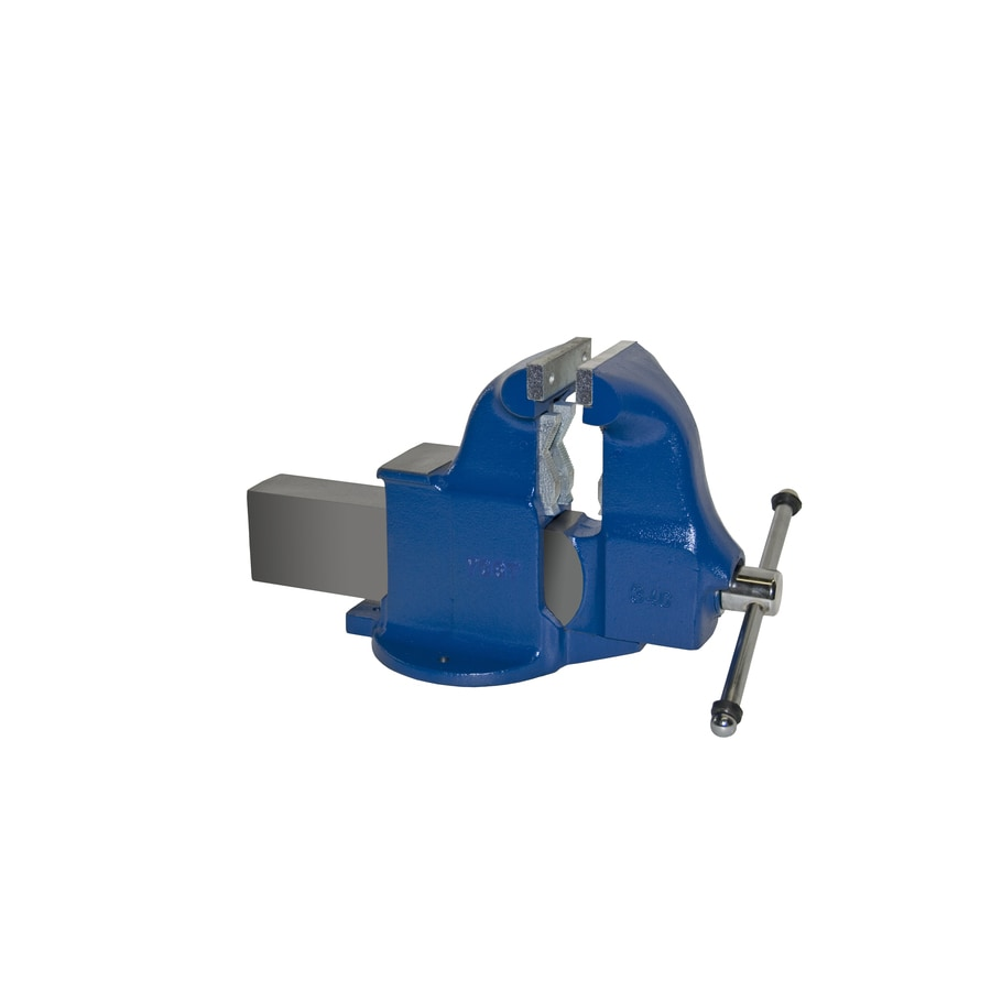 Yost 6-in Ductile Iron Combination Pipe and Bench Vise