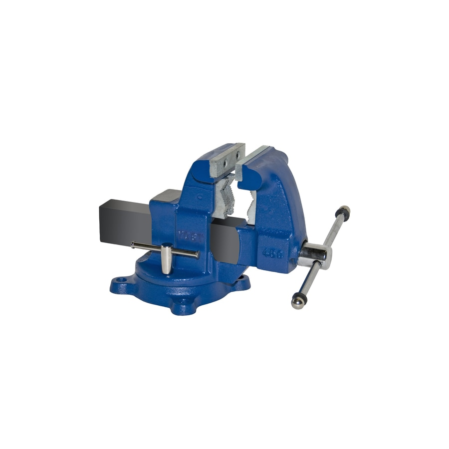 Yost 4-1/2-in Ductile Iron Tradesman Pipe & Bench Vise