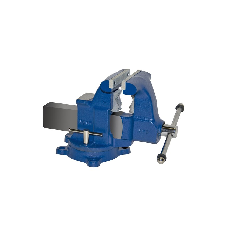 Yost 6-1/2-in Ductile Iron Tradesman Pipe & Bench Vise