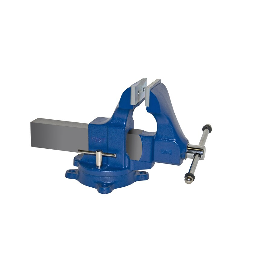 Shop Yost 4-1/2-in Ductile Iron Sheet Metals Worker\'s Vise at Lowes.com