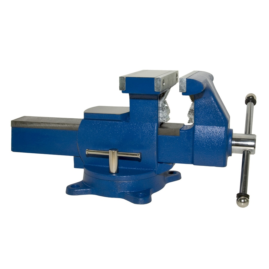 Shop Yost 6 1 2 In Ductile Iron Mechanics Reversible Vise At