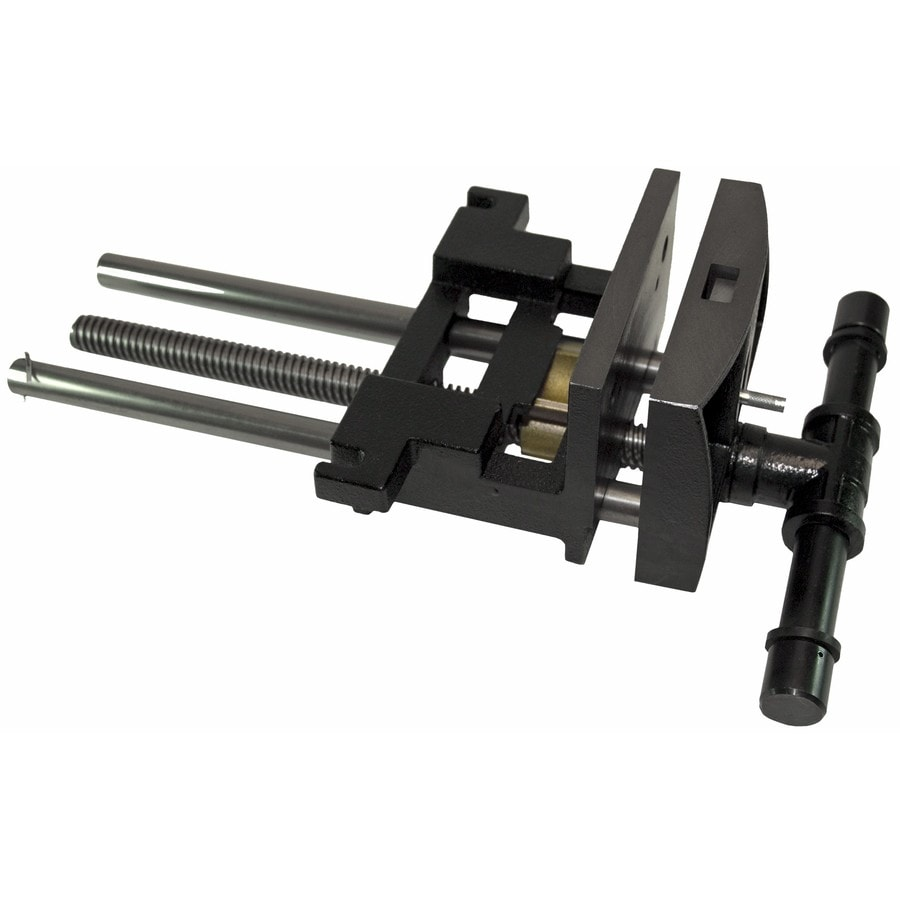 Yost 7-in Ductile Iron Ductile Iron Woodworker's Vise