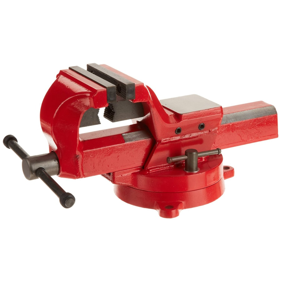 Yost 7-in Forged Steel Bench Vise