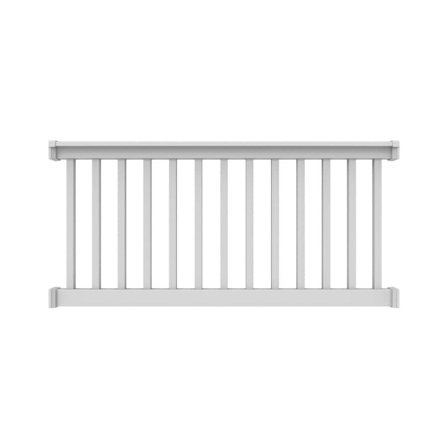 Vinyl Deck Railing Pricing