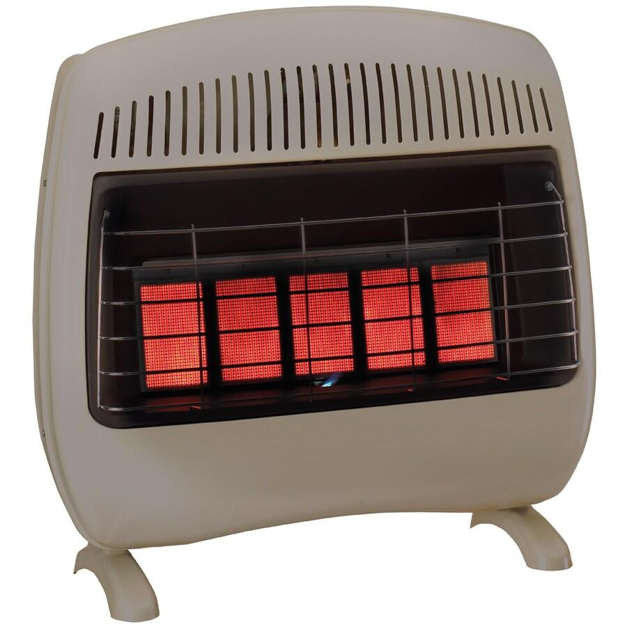 Cedar Ridge Hearth 30,000-BTU-Mount Vent-Free Infrared Heater