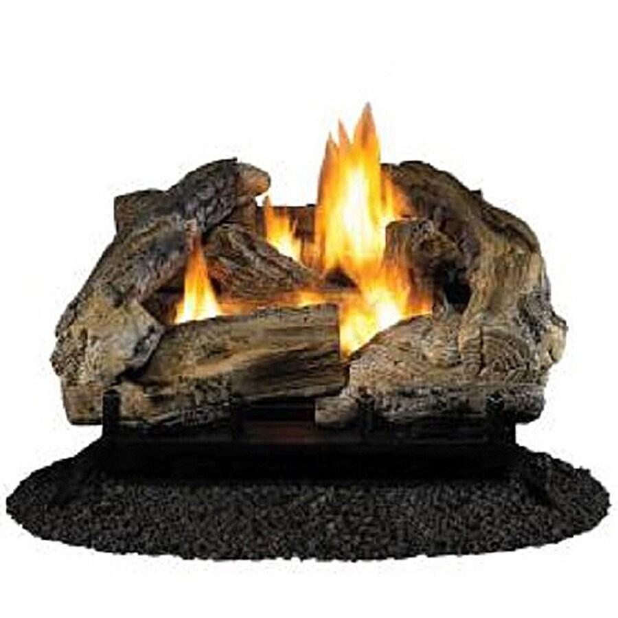shop cedar ridge hearth 18 in 30 000 btu dual burner vent