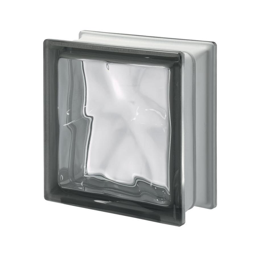 Design It Pegasus 5-Pack Glass Block (Common: 8-in H x 8-in W x 3-in D; Actual: 7.5-in H x 7.5-in W x 3.15-in D)