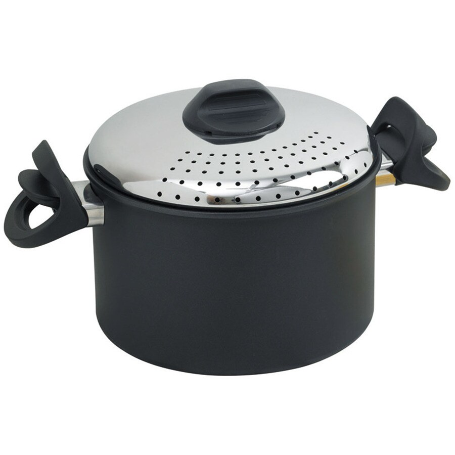 Ballarini Gli Speciali Aluminum Cookware Set with Lid