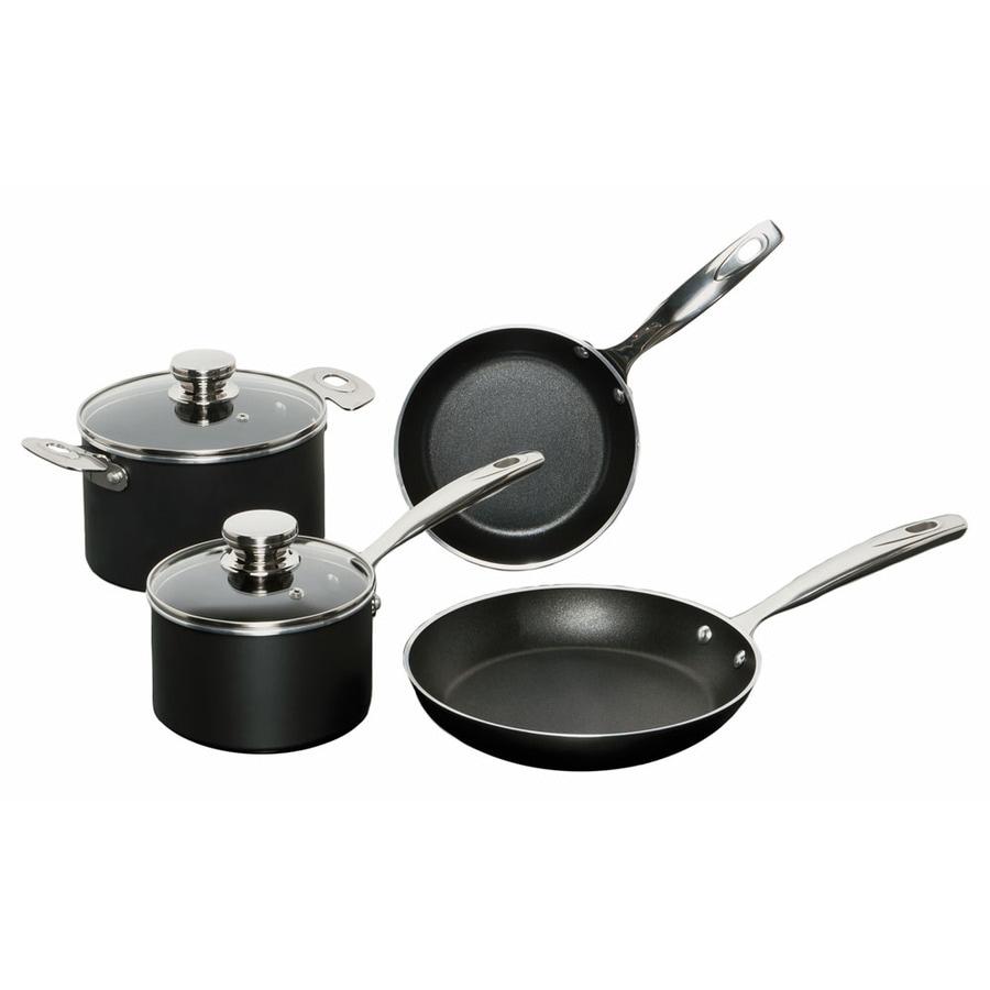 Ballarini Verona Aluminum Cookware Set with Lid