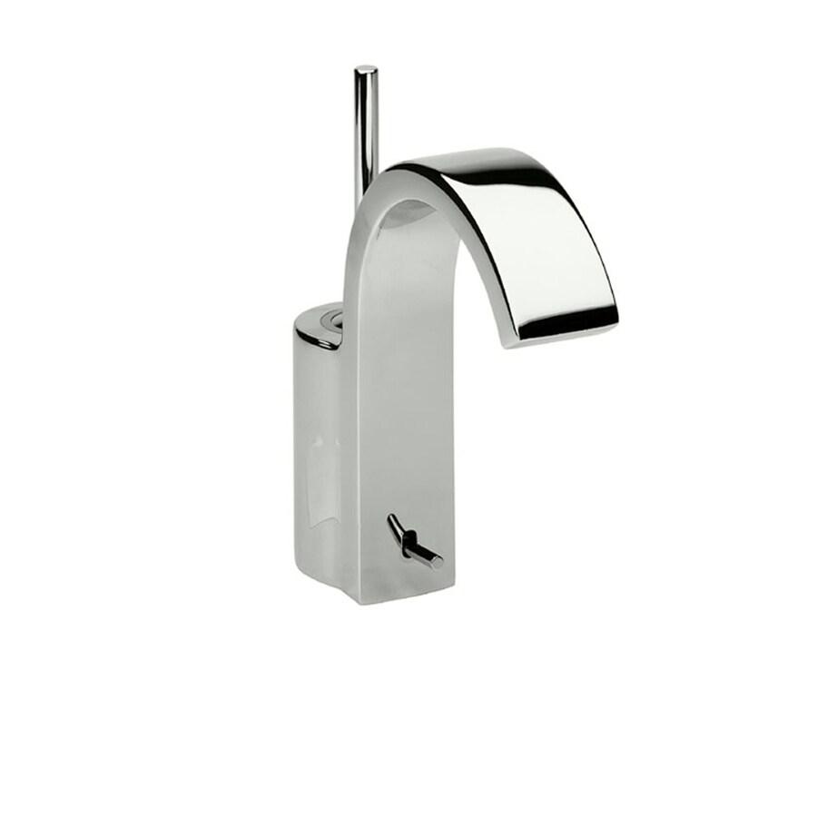 shop jado glance platinum nickel 1 handle single hole. Black Bedroom Furniture Sets. Home Design Ideas
