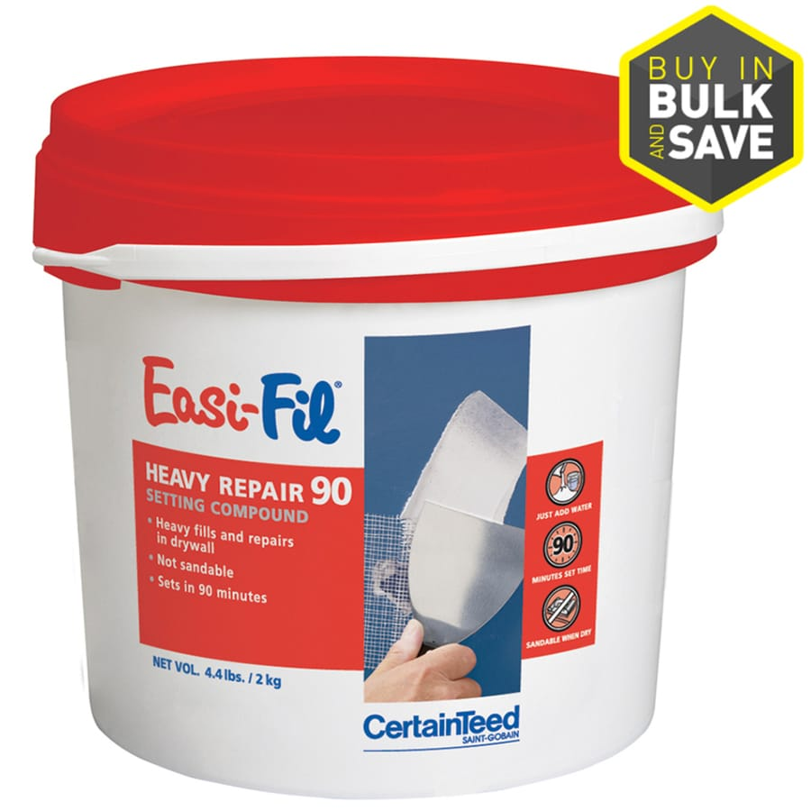 CertainTeed Easi-Fil Easi-Fil 4.4-lb Heavyweight Drywall Joint Compound