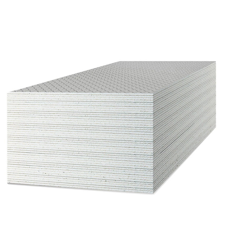 CertainTeed 0.5-in x 36-in x 60-in Diamondback Gypsum Backer Board
