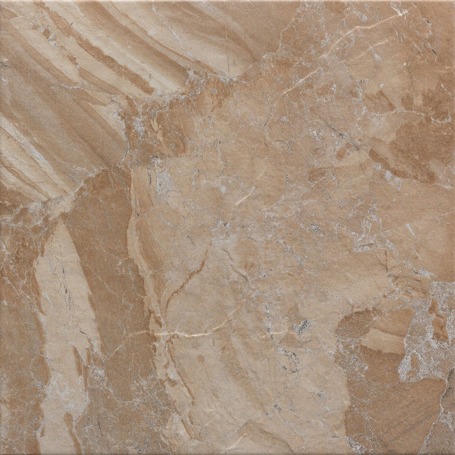 FLOORS 2000 Cortina 11-Pack Sand Porcelain Floor and Wall Tile (Common: 12-in x 12-in; Actual: 11.87-in x 11.87-in)
