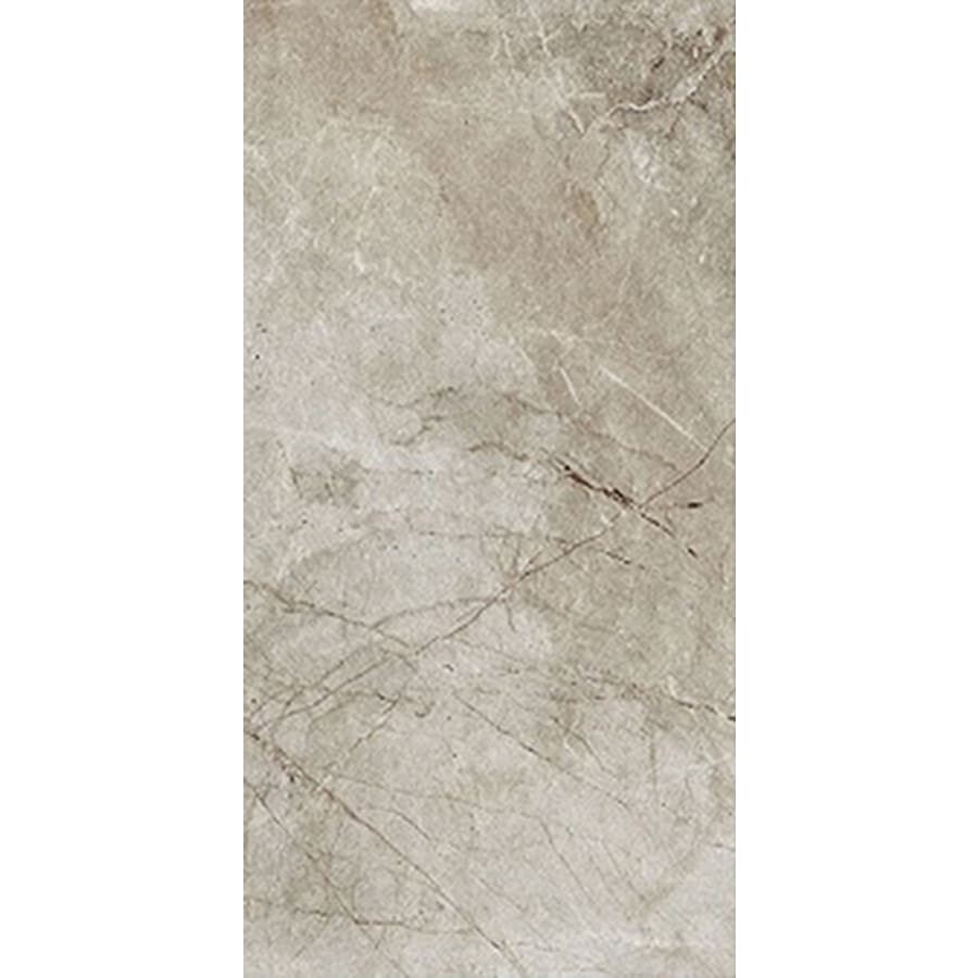 FLOORS 2000 Alor 6-Pack Taupe Porcelain Floor and Wall Tile (Common: 12-in x 24-in; Actual: 11.81-in x 23.62-in)