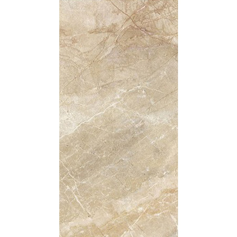FLOORS 2000 Alor 6-Pack Sand Porcelain Floor and Wall Tile (Common: 12-in x 24-in; Actual: 11.81-in x 23.62-in)