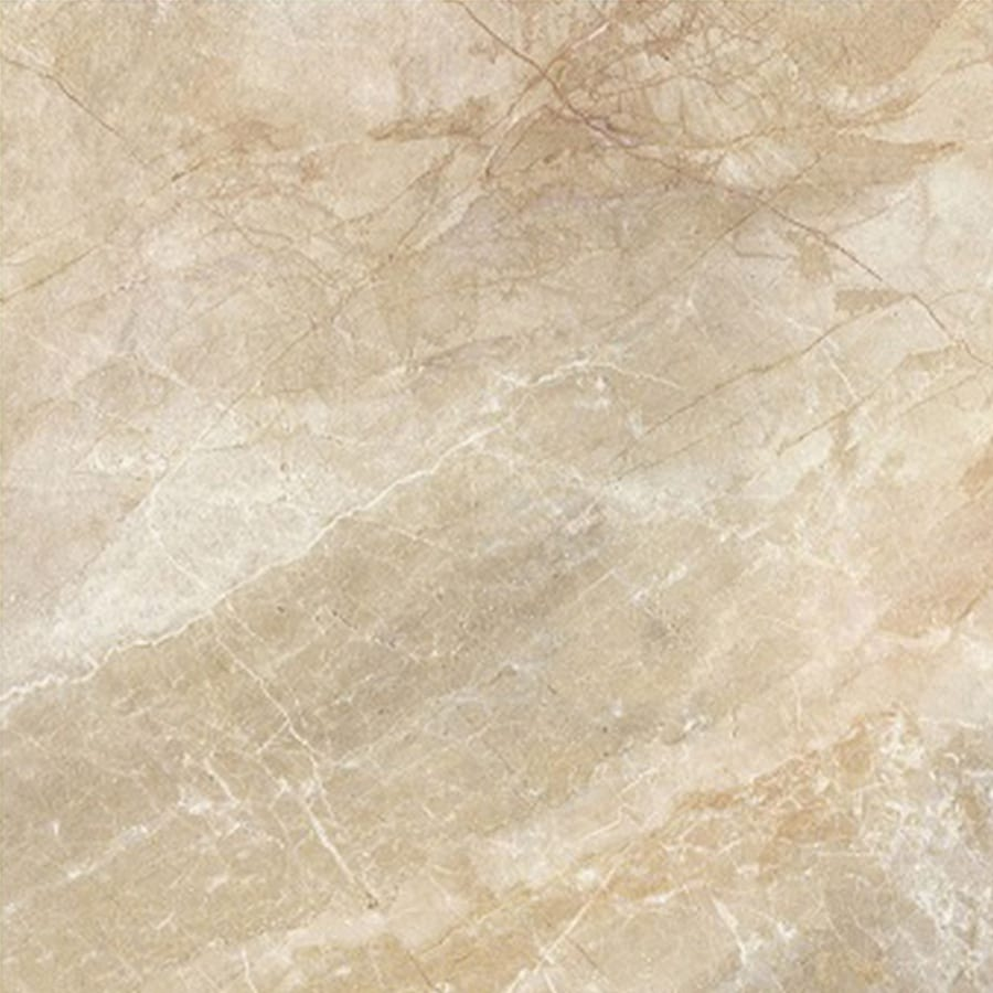 FLOORS 2000 Alor 7-Pack Sand Porcelain Floor and Wall Tile (Common: 18-in x 18-in; Actual: 17.71-in x 17.71-in)