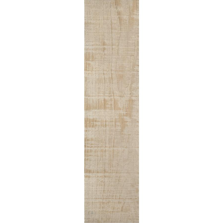 FLOORS 2000 Legno Pietra 14-Pack Beige Wood Look Porcelain Floor and Wall Tile (Common: 6-in x 24-in; Actual: 23.62-in x 5.9-in)
