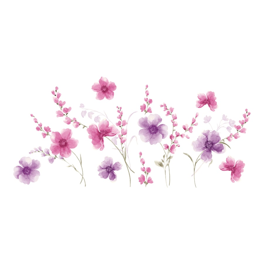 WallPops Floral Wall Stickers