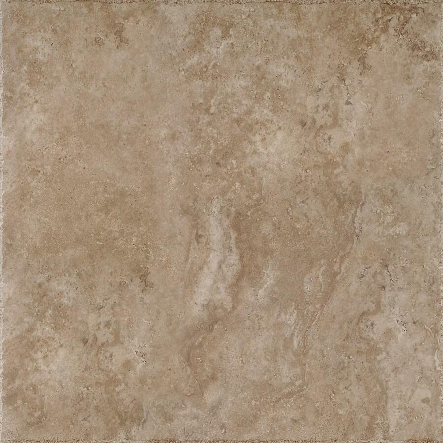 Perouso White Gloss Ceramic Wall Tile Pack Of 6 L 600mm: Mocha Porcelain Tiles