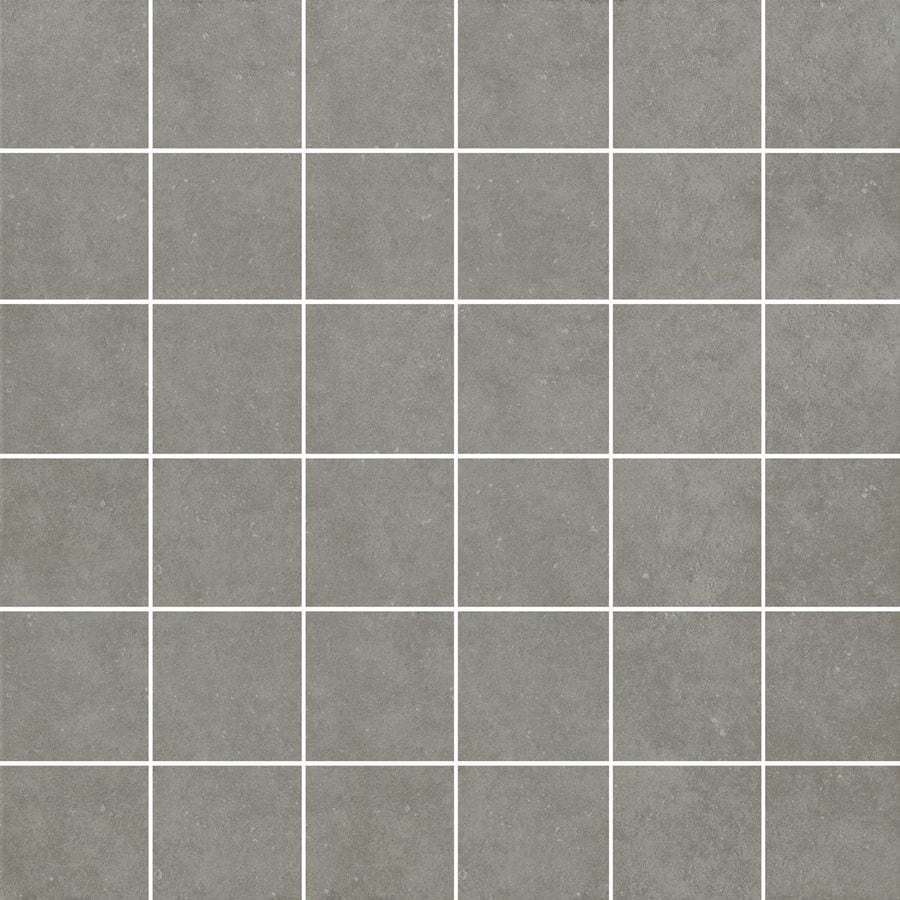 Shop Style Selections Mitte Gray Porcelain Border Tile Common 12