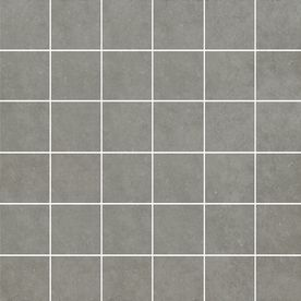 Style Selections Mitte Gray Porcelain Border Tile Common 12 In X