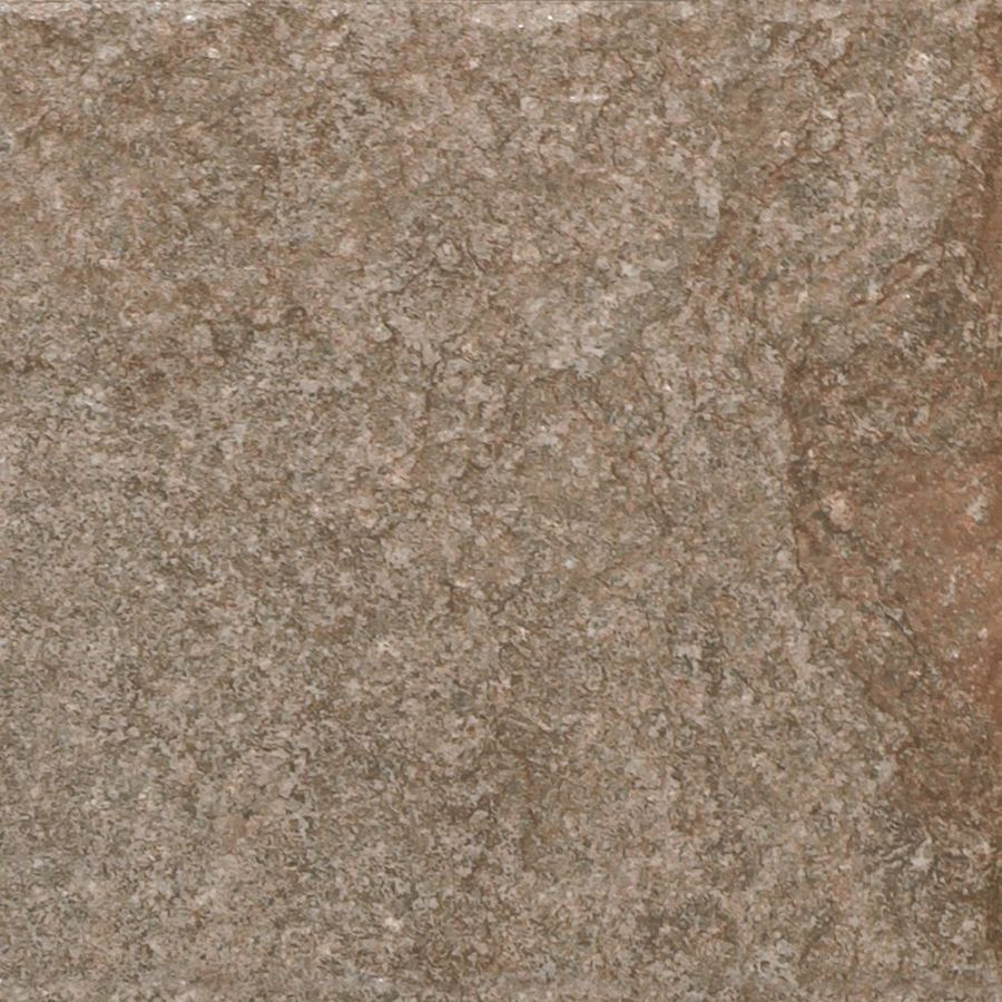 Style Selections Kili Rust Thru Body Porcelain Floor Tile (Common: 8-in x 8-in; Actual: 7.87-in x 7.87-in)