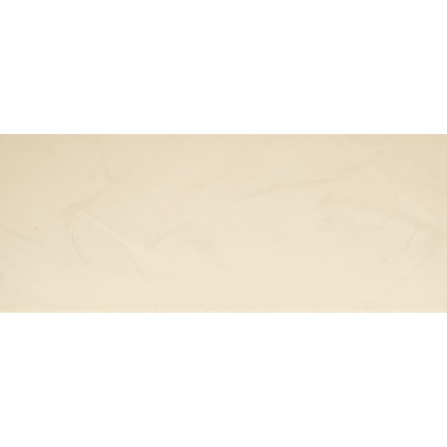 Del Conca Waves Cream Ceramic Wall Tile (Common: 8-in x 20-in; Actual: 7.87-in x 19.68-in)
