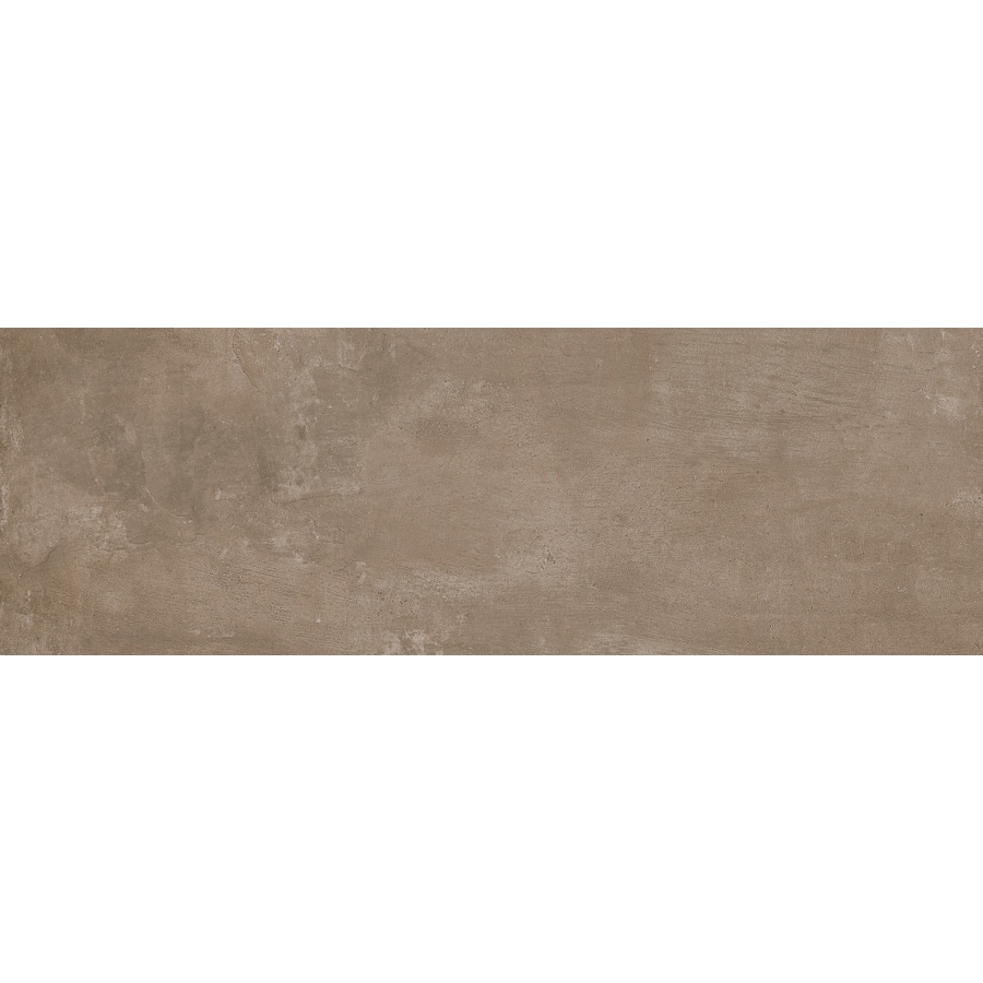 Del Conca Avenue Brown Porcelain Floor And Wall Tile Common 4 In X