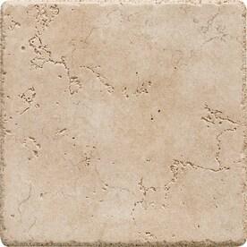 Del Conca Rialto Beige Thru Body Porcelain Floor And Wall Tile Common 6