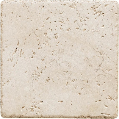 Rialto White 6 In X Thru Body Porcelain Floor And Wall Tile Common Actual 5 8