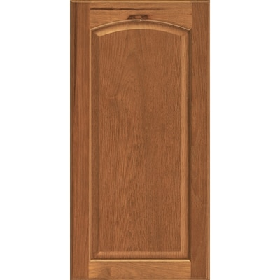 KraftMaid 15-in W x 15-in H x D Ginger Hickory Kitchen ...