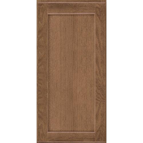 KraftMaid 15-in W x 15-in H x D Husk Oak Kitchen Cabinet ...