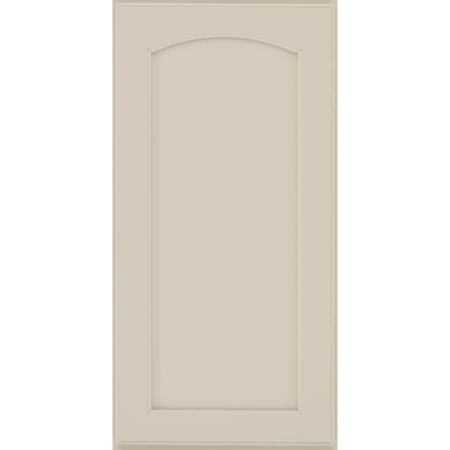 Gray Arched/Cathedral Kitchen Cabinet Samples at Lowes.com