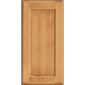 Kraftmaid Lowell Maple Praline Stain 15 In X 15 In Cabinet Sample Door In The Kitchen Cabinet Samples Department At Lowes Com