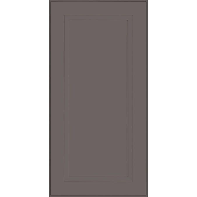KraftMaid Stilton Maple Greyloft Paint 15-in X 15-in