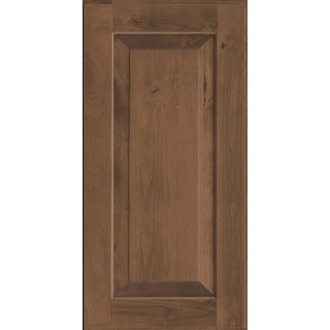 Kraftmaid Dakota Rustic Alder Husk Stain 15 In X 15 In Cabinet Sample Door In The Kitchen Cabinet Samples Department At Lowes Com