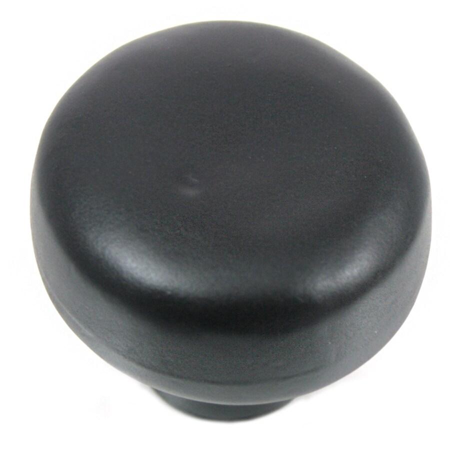 Laurey Oil-Rubbed Bronze Mushroom Cabinet Knob