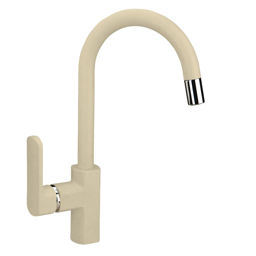 LaToscana Pamix50E Granite Sahara 1-Handle Pull-Down Kitchen Faucet